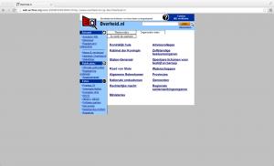 overheid.nl in 2000