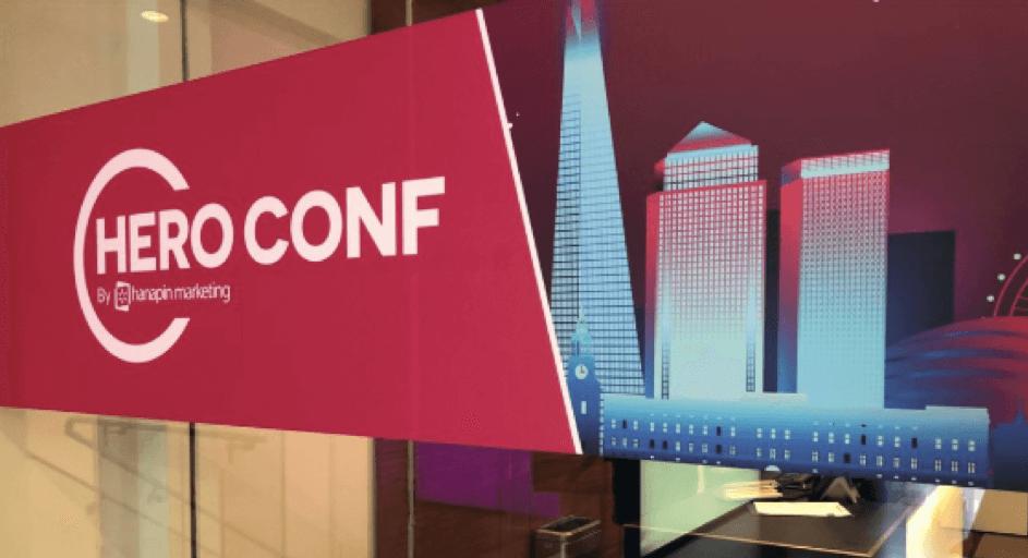 Hero Conf London 2018