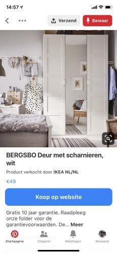 Pax kopen Pinterest