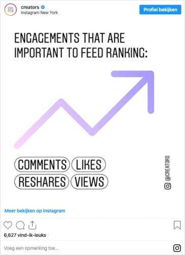 instagram engagment