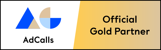 Pure official Gold Partner AdCalls