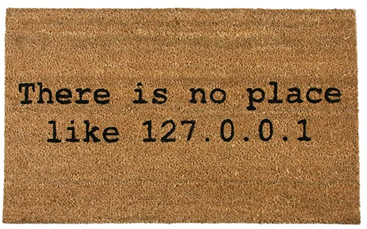 There is no place like 127.0.0.1