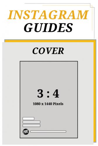Instagram guides cover formaat en afbeeldingen