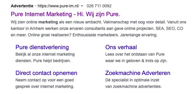 Ads account activeren - google ads advertentie